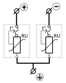 V-схема УЗФЭС 1-3 классов