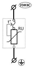 zfes ris 2v УЗФЭС,устройства защиты,перенапряжение